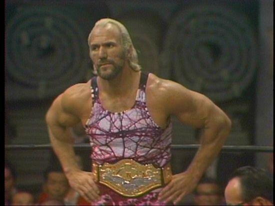 billy graham wrestler